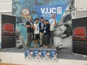 jui jitsu championship medalist