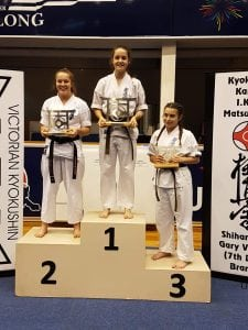 victorian kyokushin karate champs