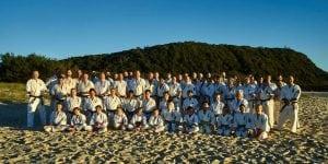 rma total members are having a karate camp