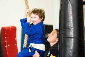 rma junior training rope climbing traning