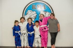 rma junior taekwondo members