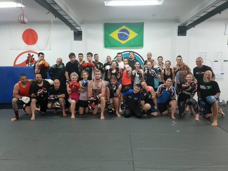 RMA Kickboxing for Beginners has launched!!