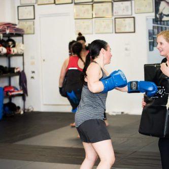 rma kbox lady training